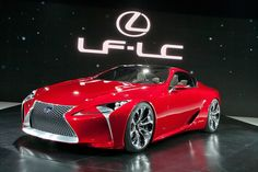 concept lexus LF LC