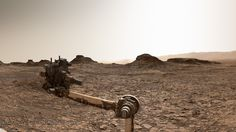 Curiosity Rover Examines Spectacular Layered Buttes As it Closes in On Mount…