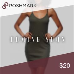 RIBBED GREY DRESS a ribbed minimalist dress. Cute and trendy, perfect for wearing with a denim jacket and some sneakers on a casual day :) Dresses Mini