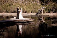 Tehama Golf Club, Carmel, CA Photos by the pond Scott Campbell Photography