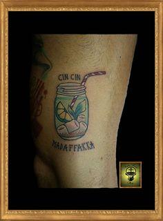 traditional tattoo #neo traditional tattoo #tattoo idea #mojito tattoo #fuerteventura tattoo #corralejo tattoo #carlofuertetattoo