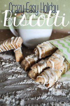 Crazy Easy Holiday Biscotti. #biscotti #foodporn #dan330 http://livedan330.com/2014/12/15/crazy-easy-holiday-biscotti/