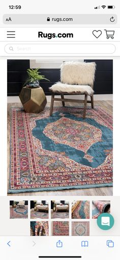 Traditional House, Home Office, Rugs, Home Decor, Farmhouse Rugs, Decoration Home, Room Decor, Home Offices, Office Home