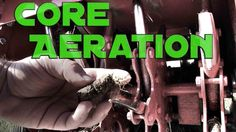 Lawn Core Aeration Benefits and Basics | How To Use An Aerator