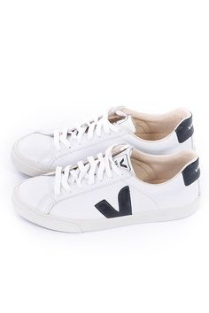 295bca141da Esplar Sneakers in Extra White Nautico Pierre by Veja  shopwmgoods Ethical  Shoes