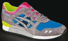 ASICS Gel Lyte III and Gel Saga Spring 2013