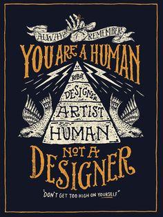 You're-A-Human-2-Poster-Original.jpg, NATHAN YODER