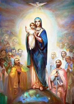 Introduction Devotion to Mary as Queen of Apostles is one of the oldest devotions in the Church. After Christ and with Christ, Mary is the Apostle. God continues to give all graces through Mary...click here to read http://awestruck.tv/devotio/activity/p/488457/
