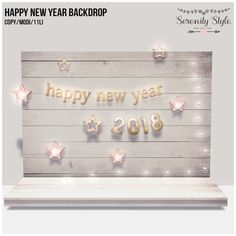 https://flic.kr/p/21WctFq | Serenity Style- Happy New Year Backdrop GIFT | Serenity Style wish you all the best for the New Year and want to do it with a special gift, a cute backdrop which you can use for your celebration pics !!  Available at the mainstore Serenity Style
