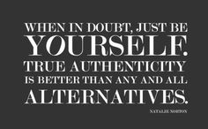 authenticity quotes - Google Search