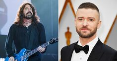 Dave Grohl Reveals Justin Timberlake as Mystery Foo Fighters Collaborator #headphones #music #headphones
