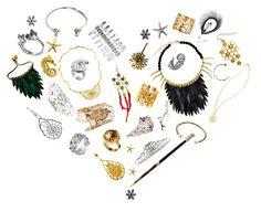 Valentine's Jewelry by Ayaka Nishi  www.ayakanishi.com