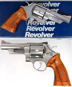 S&W Smith & Wesson model 629-1 .44 Magnum 4 inch stainless revolver LNIB Item: 8571925 | Mobile GunAuction.com