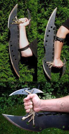 Tonfa blade by Eeppium