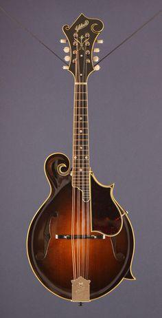 The Mandolin Archive: 2011 Gilchrist F5 Mandolin #11-693