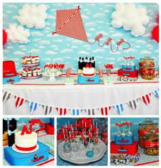 Hostess with the Mostess® - Bow Tie Baby Shower
