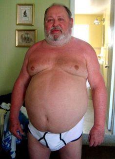 Fat Older Gay 34