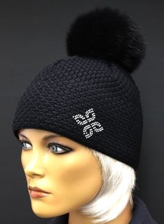 Beanie, Hats, Fashion, Beanies, Moda, Hat, Fashion Styles, Fashion Illustrations, Hipster Hat