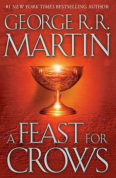Book four of A Song of Ice and Fire. Critics remarked that it was slower than the previous three volumes, and that it didn't carry the plot forward enough. I disagree with the critics - I loved it.