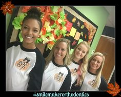 It's #womancrushwednesday, and we want to celebrate our wonderful assistants here at SmileMaker orthodontics! These amazing girls always have a smile on their face and love helping others! Our office would not be the same without them! Thank you girls for always smiling and helping others! You are appreciated more than you know! Next time you you find yourself in the office, thank our wonderful girls for all of the hard work they do! #smilemakersorthodontics (From left to rig Always Smile, Appreciate You, Orthodontics, Woman Crush, Your Girl, Braces, Hard Work, Helping Others, Finding Yourself