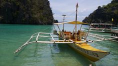 """""""notre bateau!"""" by TravelPod blogger marco-2010 from the entry """"Coron"""" on Monday, May 16, 2016 in Coron , Philippines Les Philippines, Coron, White Wine, Boat, Travel, Dinghy, Viajes, White Wines, Boats"""