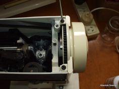 λαδωμα ραπτομηχανης, συντηρηση ραπτομηχανης Fujifilm Instax Mini, Cards, Sewing, Dressmaking, Couture, Stitching, Maps, Sew, Playing Cards