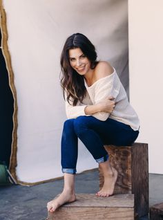 Meghan Ory for Issue 18. www.shopzooeymagzine.com