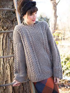 Paddy   Berroco #Sweater