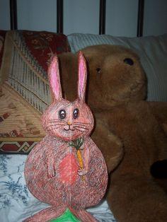 My art bunny