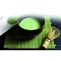 Ceremonia de té japonesa con té Matcha
