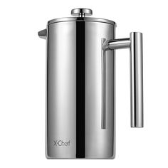 51oz French Press Coffee Maker , X Chef French Press Espresso Tea Maker for Home Office -- Learn more by visiting the image link.