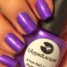 Almost Famous Nails: Lilypad Lacquer - You Got My Attention
