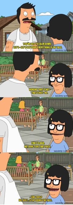 "31 Things ""Bob's Burgers"" Can Teach You About Life, Family, And Butts - BuzzFeed Mobile"