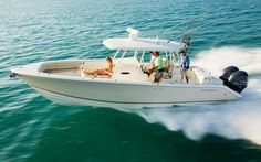 Six Stepped-Hull Center Consoles | Sport Fishing