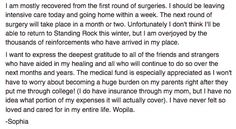 Message from #SophiaWilansky about her current condition after cops at #StandingRock attacked her with a concussion grenade. #NoDAPL #ACAB (69) News about #NoDAPL on Twitter