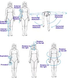 examples of horizontal abduction - Google Search