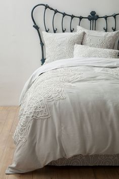Pretty Object: Anthropologie Solea Duvet Cover $328.00