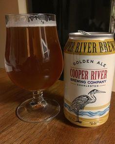 Cooper River Brewing Golden Ale
