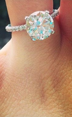 Insta-Bling from Guess the Celebrity Engagement Ring | E! Online