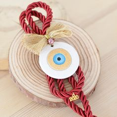 Christmas Crafts, Christmas Ornaments, Christmas Decorations, Xmas, New Years Eve Decorations, Greek Easter, Evil Eye Jewelry, Ceramic Decor, New Year Gifts