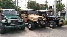Land Cruiser FJ
