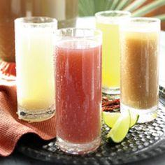 Aguas Frescas (Jugo de Frutas)