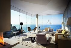 Casa Finisterra by Rees Roberts.