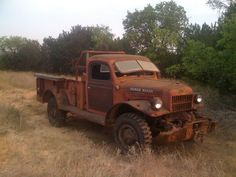 1946 WDX Dodge Power Wagon $6,000 OBO [TX]