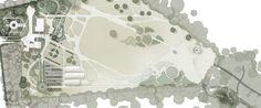 Hand-drawn Masterplans - Julia Zeen - Garden Design