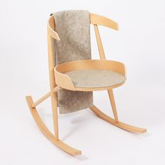 Modern Rocker: Hummingbird by Agata Karolina and Dana Cannam