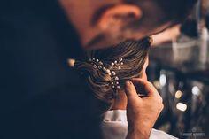 ♥ Luise Poitevin | Tulle - Acessórios para noivas e festa. Arranjos, Casquetes, Tiara