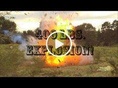 Blowing Up An RV With 400lbs Of Tannerite