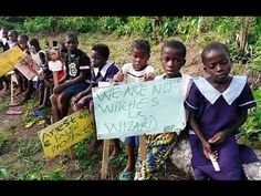 African Voodoo | The plight of Child Witches in Africa