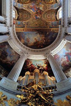 Versailles... Tomorrow!